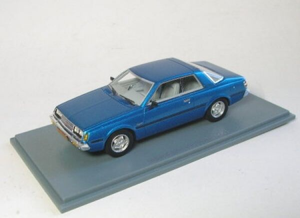 Mitsubsihi Sappguld Coupe (blå metall) 1982