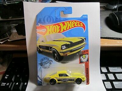 2019 Hot Wheels /'65 Mustang 2+2 Fastback  Combine Shipping