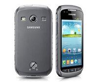 Brand New Samsung Galaxy Xcover 2 GT-S7710 - Titanium Grey Unlocked Smartphone