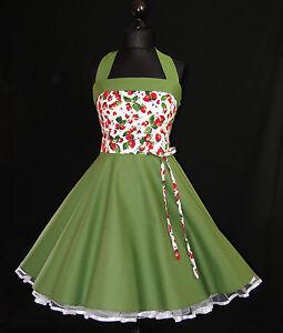 d7cedc92bb8635 Das Bild wird geladen 50er-Petticoat-Retro-Rockabilly-Pinup-Party -Tanz-Erdbeeren-