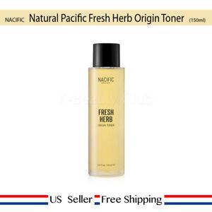 NACIFIC-NATURAL-PACIFIC-Fresh-Herb-Origin-Toner-150ml-RENEW-Free-Sample-US