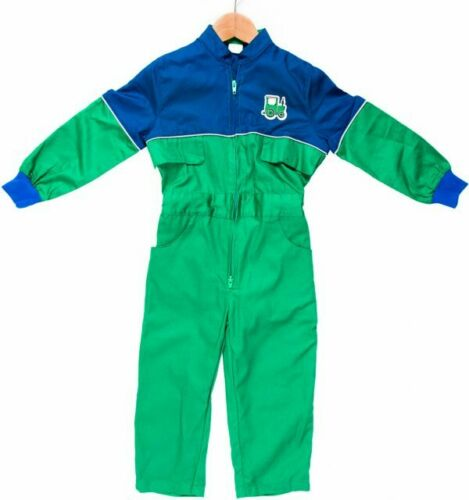 Tractor Ted Farm Overalls