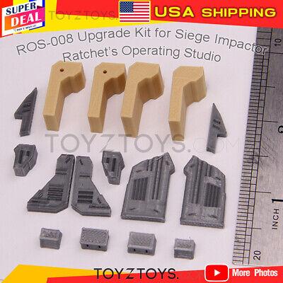 US stock! New Rachet/'s Operating Studio ROS-008 upgrade kit for Siege Impactor