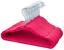 Childrens-Coat-Hangers-Kids-Non-Slip-Velvet-Hangers-Blue-Pink-Beige-Set-of-30 thumbnail 9