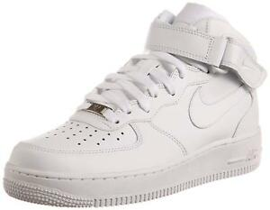 check out 5a74b ddce0 Image is loading Nike-Air-Force-1-Mid-039-07-White-