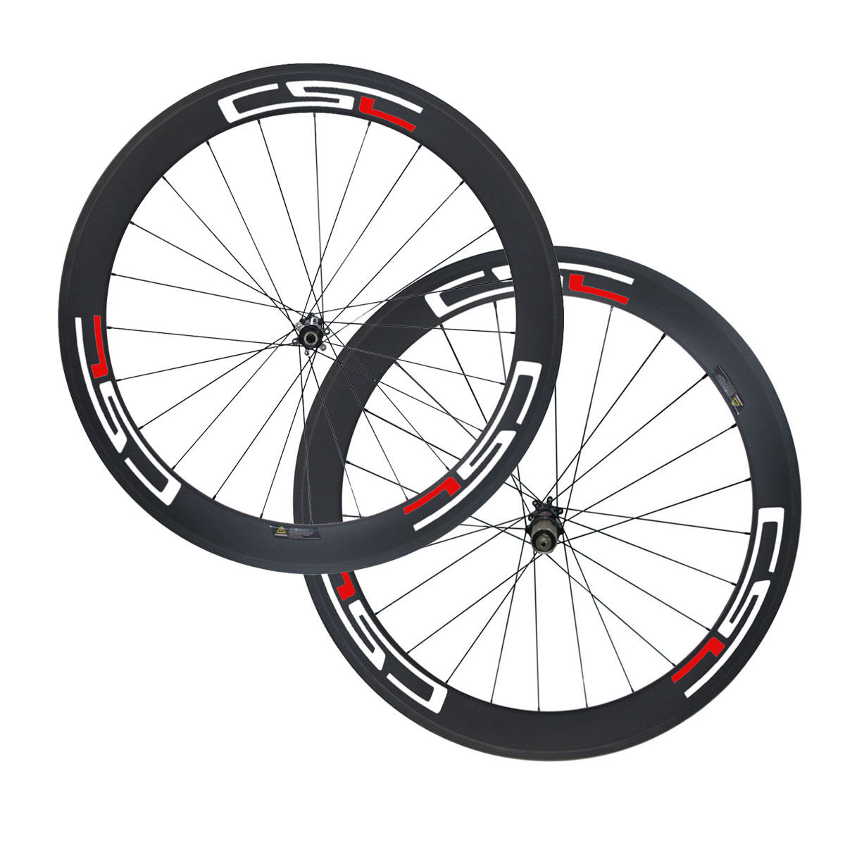 D411SB  D412SB Disc Brake Sapim CX   60mm Carbon Cyclocross Bicycle Wheelset  exciting promotions