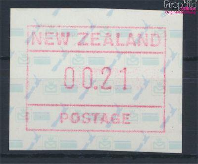 Frank Neuseeland Atm2 Postfrisch 1986 Automatenmarke Briefmarken Australien, Ozean. & Antarktis 9279849 Um Zu Helfen, Fettiges Essen Zu Verdauen