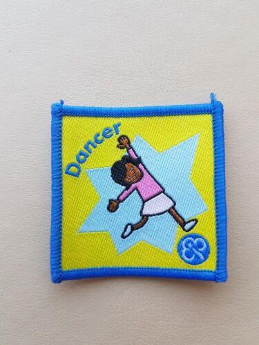 Dancer Brownie Badge