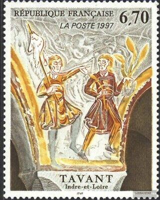 Frankreich 3192 (kompl.ausg.) Postfrisch 1997 Säulenfresko