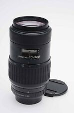 Pentax FA 80-320mm f4.5-5.6 SMC Lens 80-320/4.5-5.6 Black                   #197