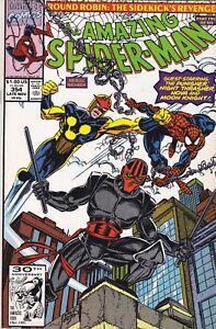 The-Amazing-Spider-Man-354-Nov-1991-Marvel-VF-NM-9-0