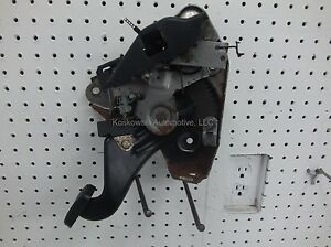 Ford-Taurus-Parking-Emergency-Brake-Pedal-Lever-Assembly