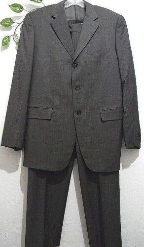 Eu bottoni 50 Pantaloni 3 Italia uomo lana da colore a in uomo Cerruti 40 Taglia grigio fqIpO6xI