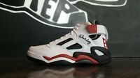 Men's Ewing 33 High Baseline White/black/red Patrick Ds