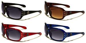 Kleo Designer Sonnenbrille 100% UVA groß Retro Damen Mädchen lh5334 d5dlLa