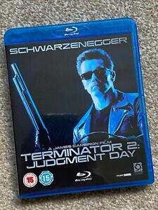 Terminator 2 - Judgment Day Arnold Schwarzenegger (Blu-ray, 2008)