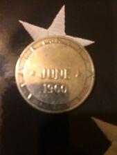 "JUNE 1960  - President Eisenhower ""Appreciation"" Medal / Challenge Coin"