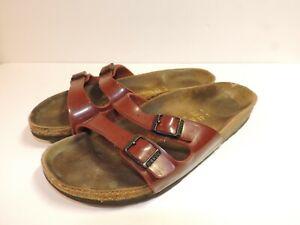 Papillio Birkenstock Arizona Platform Sandals 41 L10 M8 265 Made in Germany | eBay