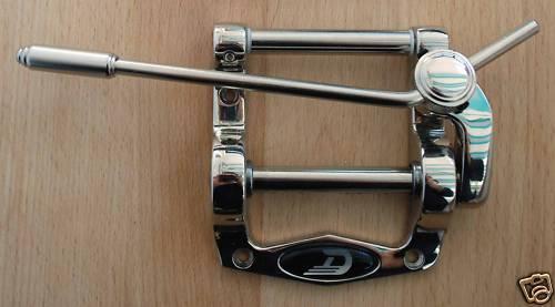 Vibrato Duesenberg   Super Tremola  type Bigsby B5 Tele TDBSN