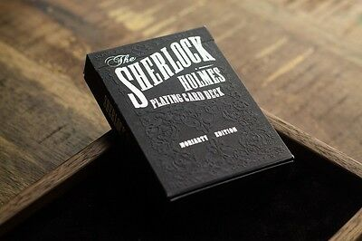 Sherlock Holmes - Moriarty Edition Playing Cards Deck New