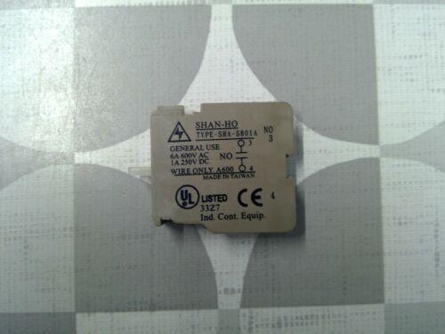 STI E10196 SHA-S801A Normally Open Contact **Free Shipping**