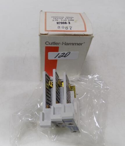 CUTLER HAMMER 3.7-5.48A HEATER PACK H2008-3  BOX OF 3