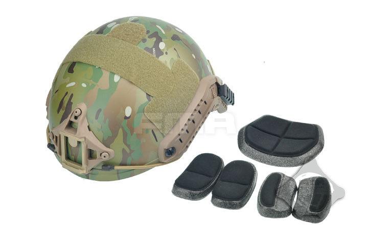 T960-MC FMA Tactical Airsoft OPS-CORE FAST Helmet High Cut XP Helmet