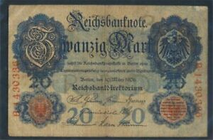 German-Empire-Rosenbg-24b-used-III-1906-20-Mark-8981299
