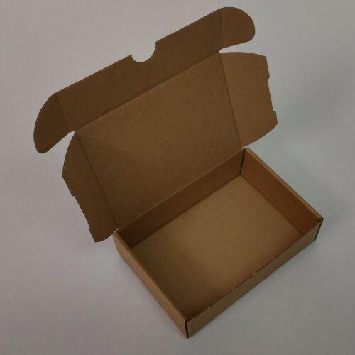 50 Maxi letter-box Brown innenmass 155x110x42 MM