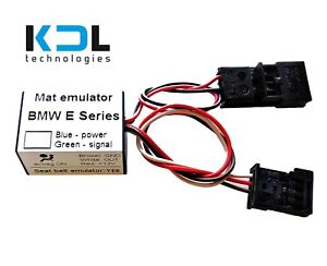 Emulatore-del-Sensore-di-Presenza-del-Sedile-adatto-BMW-X5-E70-European