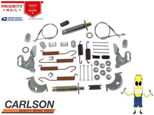 Complete Front Brake Drum Hardware Kit for Ford F-250 Pickup Truck 1965-1966 ALL