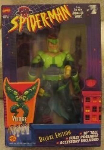 1994 marvel spiderman - geier 10  - figur 47723