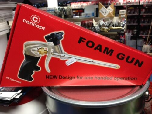 PREMIUM QUALITY EXPANDING FOAM GUN