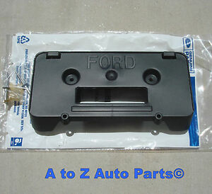 New 2010 2011 2012 Ford Fusion Front License Plate Bracket