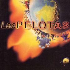 LAS PELOTAS - TODO X UN POLVO (NEW CD)