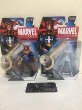 Hasbro Marvel Universe Doctor Strange & Dr. Strange Astral Variant Set