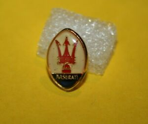 Pin-039-s-lapel-pin-pins-Car-Voiture-LOGO-EMBLEME-MASERATI-2