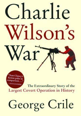 Charlie wilsons war book
