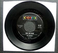 "7"" The Duprees - Have You Heard/ Love Eyes - USA COED Doo Wop"