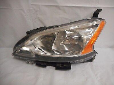 Left 26060-3SG2A Genuine Nissan Headlamp Assembly