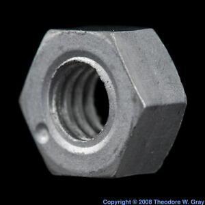 1//4-28 Black Moly Reduced Rivet Spacing 5ea Fixed Nutplates MS21069-L4