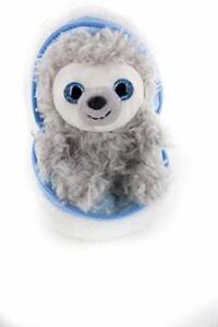 Plushland Snowball Stuffed Zip Up Animal  Hedgehog  Cute Plush Animal Assortment