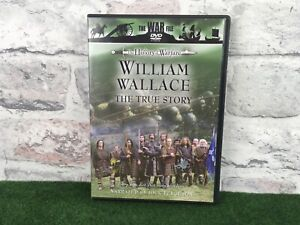 The-History-Of-Warfare-William-Wallace-The-True-Story-DVD