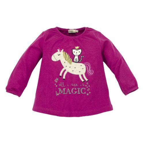 86063 Bondi Mädchen Sweatshirt Sweat Shirt Pferd NEU Gr 62 68 74 80 86 92