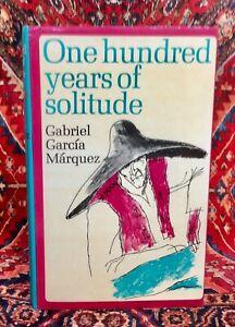 One-Hundred-Years-Of-Solitude-Gabriel-Garcia-Marquez-First-Ed-1st-2nd-Hbk
