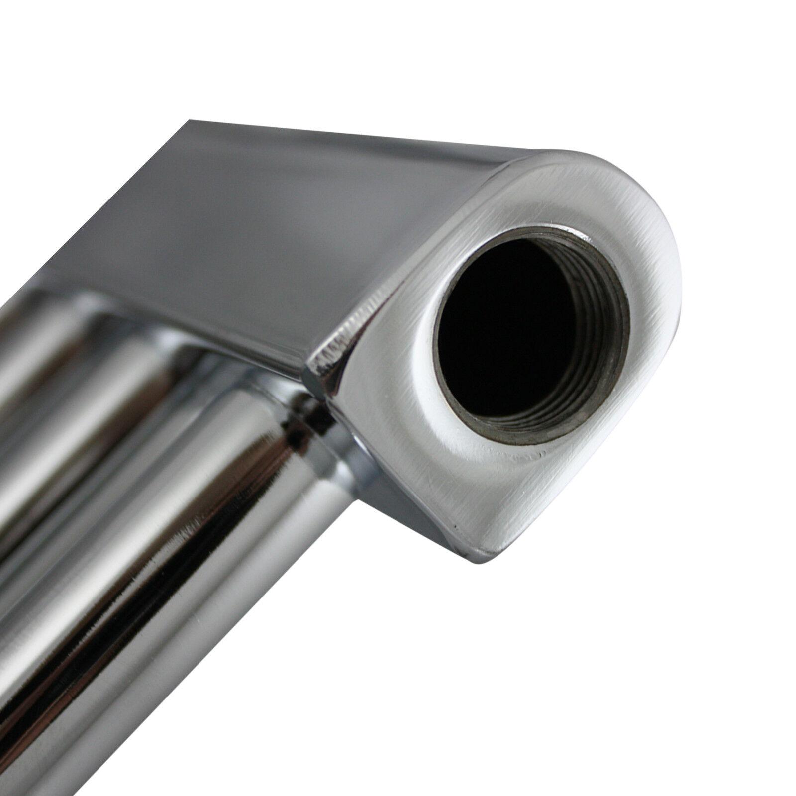 250mm Wide Electric Chrome Chrome Chrome Heated Towel Rail Radiator Straight Ladder Prefilled 22eb70