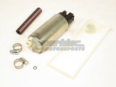 Walbro 255lph HP Fuel Pump Kit Honda Civic Integra S2000 RSX Accord Prelude