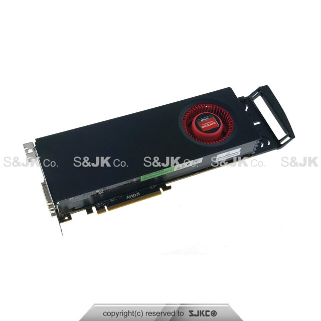 Dell 1643M ATi Radeon HD 6950 2GB GDDR5 PCI-E x16 Dual DVI HDMI Video Card