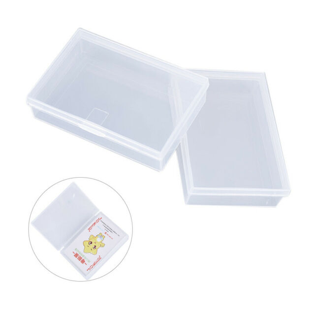 Playing Cards Container Storage Case