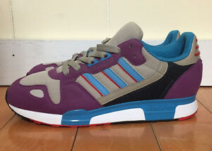 adidas zx violet
